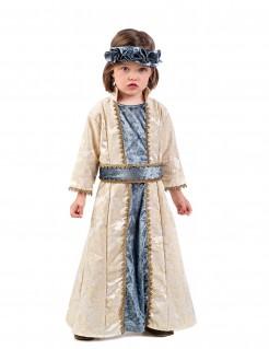 Kostüm mittelalterliche Prinzessin für Mädchen