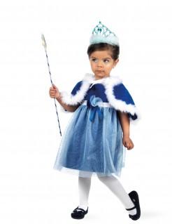 Kostüm blaue Fee für Mädchen