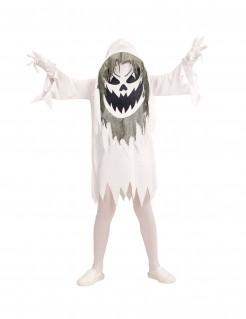 Geist mit Riesen-Kopf Halloween-Teenkostüm
