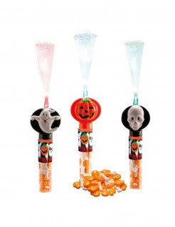 Halloween Glow Stick mit Bonbons