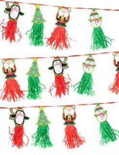 Weihnachts-Girlande 243 x 12,7cm