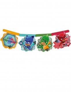 PJ Masks™ Girlande aus Karton bunt 163,5 cm
