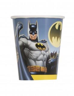 Batman™ Pappbecher 8 Stück 25 cl