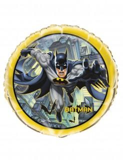 Batman™ Aluminium-Ballon gelb-bunt 45 cm
