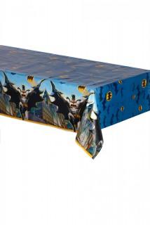 Batman™ Tischdecke aus Kunststoff 137 x 213 cm