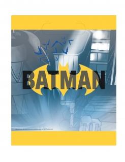 Batman™ Partytaschen 8 Stück 18x23cm