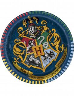 Harry Potter™ Partyteller Lizenzware 8 Stück 18cm
