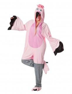 Flamingo Kostüm für Erwachsene