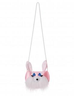 Handtasche Fuchs für Damen rosa