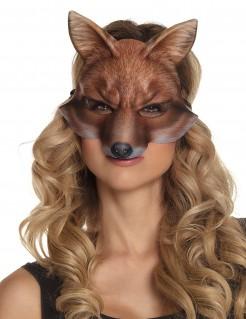 Fuchs-Maske für Erwachsene