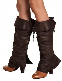 Mittelalterliche Schuhstuplen für Damen
