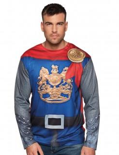 Ritter-Shirt für Erwachsene bunt