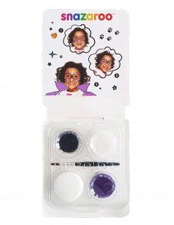 Make-up-Set Hexe Snazaroo™ schwarz-weiss-violett