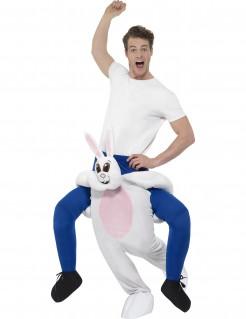Carry-Me Kostüm Kaninchenreiter