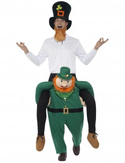 Carry-Me Kostüm Koboldreiter St. Patrick
