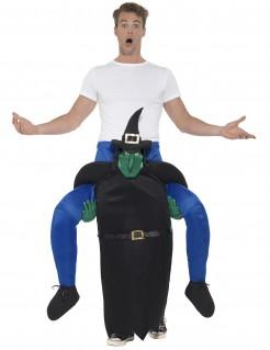 Carry-Me Hexenreiter Halloween-Kostüm