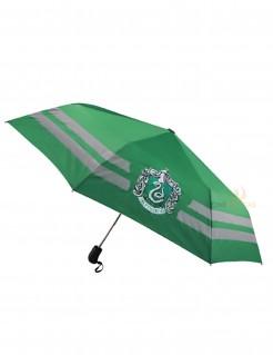 Slytherin™ Regenschirm Harry Potter™ Lizenzartikel grün