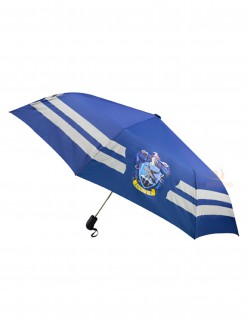 Ravenclaw™ Regenschirm Harry Potter™ Lizenzartikel blau