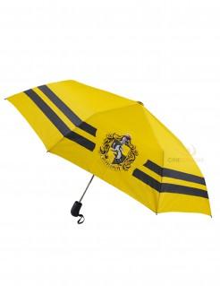 Hufflepuff™ Regenschirm Harry Potter™ Lizenzartikel gelb
