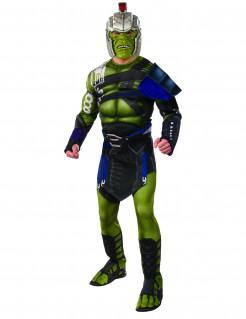 Hulk™-Kostüm Thor: Tag der Entscheidung™-Lizenzkostüm grün-blau-silber
