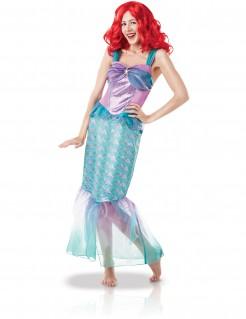 Arielle™-Meerjungfrauenkostüm Lizenzartikel bunt