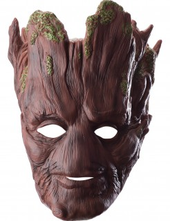 Groot™ Maske für Erwachsene Guardians of the Galaxy™ Lizenzartikel
