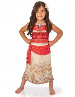 Vaiana™-Kinderkostüm Disney-Lizenzkostüm rot-beige