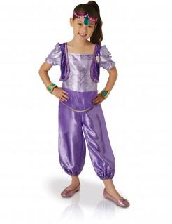Shimmer™ Kinderkostüm für Mädchen Shimmer and Shine™ Lizenzartikel
