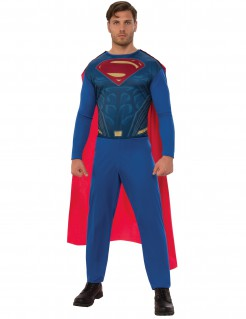 Superman™-Herrenkostüm blau-rot