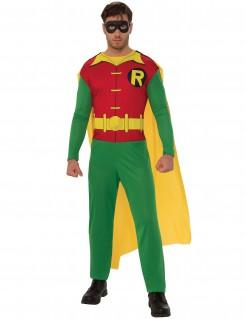Robin™-Lizenzkostüm aus Batman grün-rot-gelb