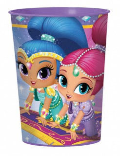 Shimmer and Shine™ Becher aus Kunststoff 473 ml