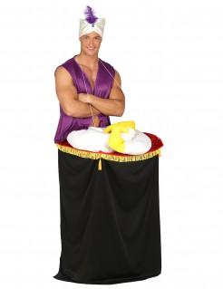 Fliegender Teppich Orientalisches Carry-Me-Kostüm bunt