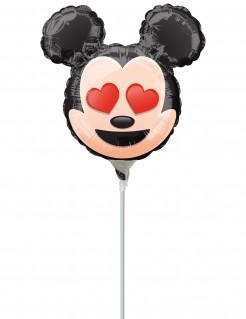 Folienballon Micky Maus™ Emoji™ bunt 22cm