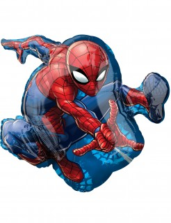 Spiderman Aluminium-Ballon 43 x 73 cm