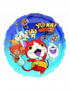 Yo Kai Watch™ Aluminium Ballon Kindergeburtstags-Deko bunt 43cm