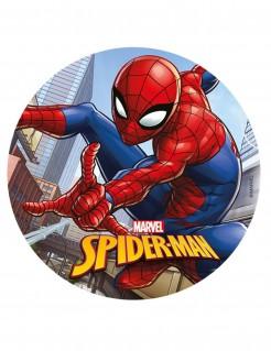 Spiderman™-Kuchenoblate Marvel™-Kuchendeko bunt 20cm 6,3 g