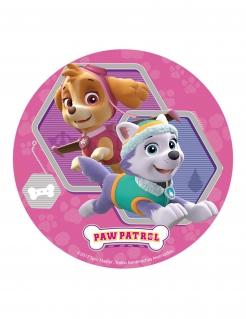 Paw Patrol™ Tortenaufleger für Kindergeburtstage bunt 20cm
