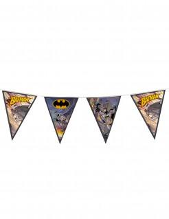 Batman™-Girlande Lizenzartikel Batman™-Logo bunt 270cm
