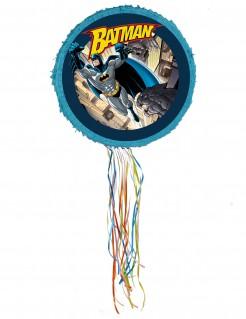 Original Batman™-Piñata Lizenzartikel blau-bunt 50cm