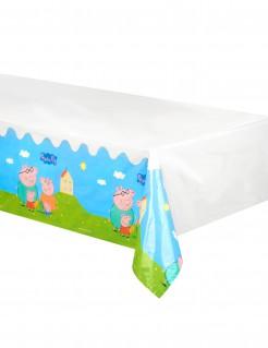 Kunststoff-Tischdecke Peppa Wutz™ bunt 130x180cm