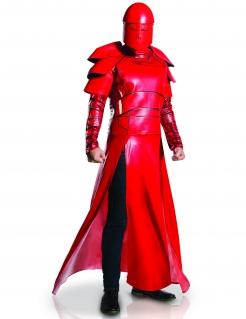 Prätorianer-Kostüm Star Wars 8™-Lizenzkostüm rot