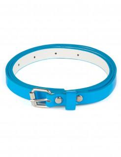 Gürtel Accessoire blau 105cm