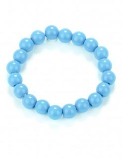 Süsses Perlenarmband Accessoire blau