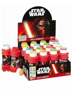 Star Wars™-Seifenblasenflasche bunt 175 ml