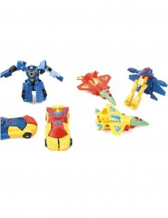 Spielzeug-Roboter Pinata-Zubehör bunt 8 cm