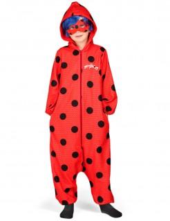 Ladybug™-Overall Kinderkostüm rot-schwarz