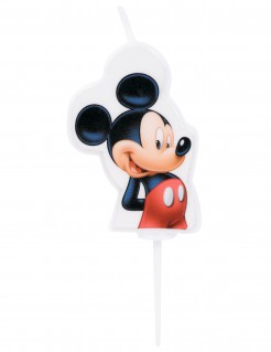 Tortenkerze Micky Maus™ Disney™ 4,5cm
