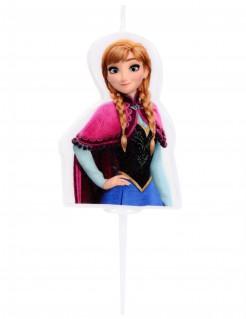Die Eiskönigin™ Anna Kuchenkerze bunt 4,5cm