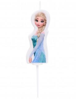 Die Eiskönigin™ Elsa Kuchenkerze bunt 4,5cm