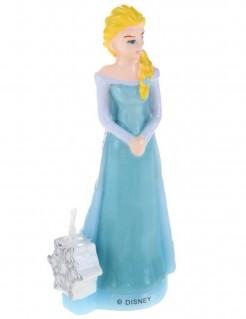 Die Eiskönigin™ Elsa Kuchenkerze bunt 9,5cm